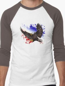 Bald Eagle - Red, White & Blue T-Shirt