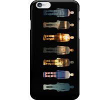 Ironmen of Crosby in colours from the beach iPhone Case/Skin