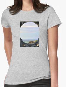 Currumbin Beach Queensland Australia Seaview Womens Fitted T-Shirt