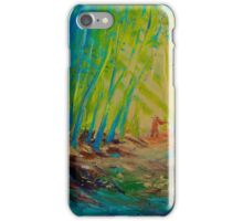 Bamboo Warrior iPhone Case/Skin