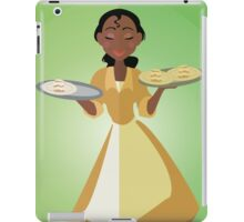 Symmetrical Princesses: Tiana iPad Case/Skin