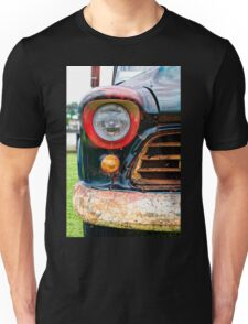 1956 Chevy 3200 Pickup Grill Detail Unisex T-Shirt