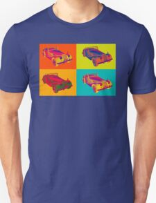 1964 Morgan Plus 4 Convertible Pop Art T-Shirt