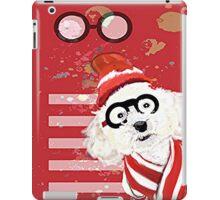 Wheres Waldo iPad Case/Skin