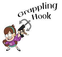 Mabel - Grappling Hook by dobiegerl