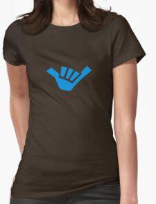Shaka brah! Womens Fitted T-Shirt