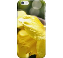 Sunny splash iPhone Case/Skin