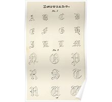 Briggs & Company Patent Transferring Papers Kate Greenaway 1886 0208 Poster