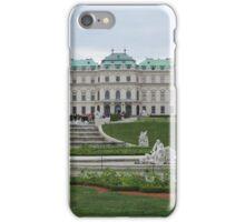Upper Belvedere, Vienna Austria iPhone Case/Skin