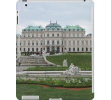 Upper Belvedere, Vienna Austria iPad Case/Skin