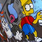 Graffiti in the city by Atiger97