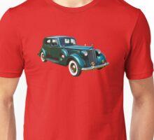 Green Packard Luxury Car Unisex T-Shirt