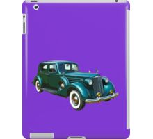 Packard Classic Car iPad Case/Skin