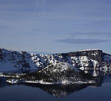 Wizard Island by Forest Snowden