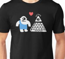 Adorable Conspiracy Theory Unisex T-Shirt