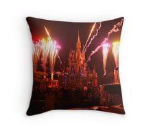 Celebrate the Magic Throw Pillow