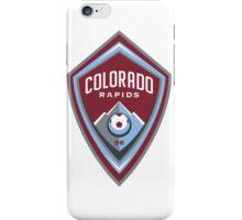colorado rapids iPhone Case/Skin