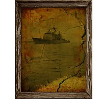 Naval Memories  Photographic Print