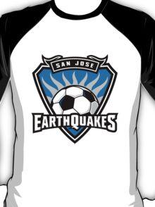 san jose earthquakes T-Shirt