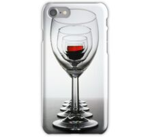 Empty Glass iPhone Case/Skin