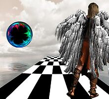 Winged Warrior  by Sue Smith
