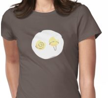 Sunny Side Battle Womens Fitted T-Shirt