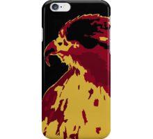 Red Buzzard iPhone Case/Skin