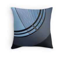 Curvilinear Throw Pillow