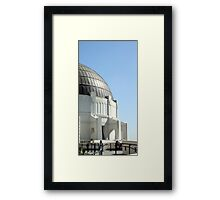 Griffith Observatory 0803 Framed Print