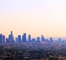 A View of Los Angeles 0806 by eruthart