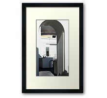 Griffith Observatory 0808 Framed Print