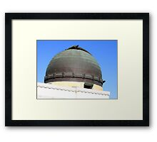 Griffith Observatory 0811 Framed Print