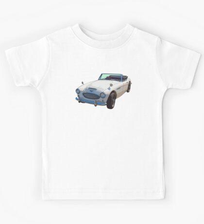 Austin Healey 300 Sports Car Kids Tee