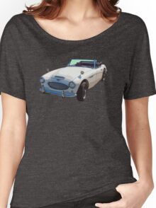 Austin Healey 300 Sports Car Women's Relaxed Fit T-Shirt
