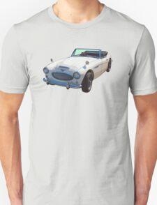 Austin Healey 300 Sports Car T-Shirt