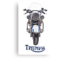 Triumph Thunderbird LT Canvas Print