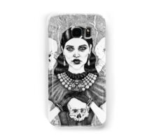 Death & Her Friends - Uncoloured Samsung Galaxy Case/Skin