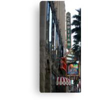 Hollywood 0856 Canvas Print