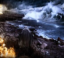 Awaiting Ascension - Wind, Water & Fire by Torack