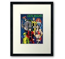 Celtic Knights 2012 Framed Print