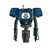8-BIT ART - Fallout's Yes Man! Photographic Print