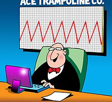 Ace trampoline co by Mark  Lynch