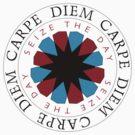 Carpe Diem Slogan by Zehda