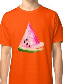 Watercolour Watermelon Classic T-Shirt