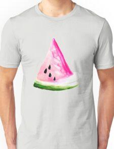 Watercolour Watermelon Unisex T-Shirt