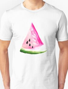 Watercolour Watermelon Unisex T-Shirt