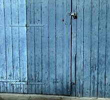 Blue Doors by NUNSandMoses