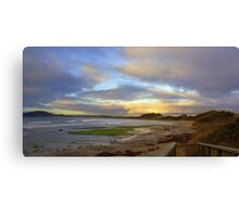 Ann Bay - North West Tasmania Canvas Print