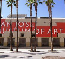 San Jose Museum of Art by Tomoe Nakamura