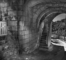 Archway -- Lunzjata Valley Gozo by Edwin  Catania
